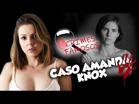 PERITA CRIMINAL ANALISA O CASO CHOCANTE AMANDA KNOX