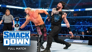 FULL MATCH - Roman Reigns & Daniel Bryan vs. King Corbin & Dolph Ziggler: SmackDown, Jan. 3, 2020