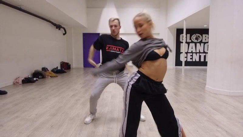 Johnny Rain Head Choreography by Jordy Sparidaens