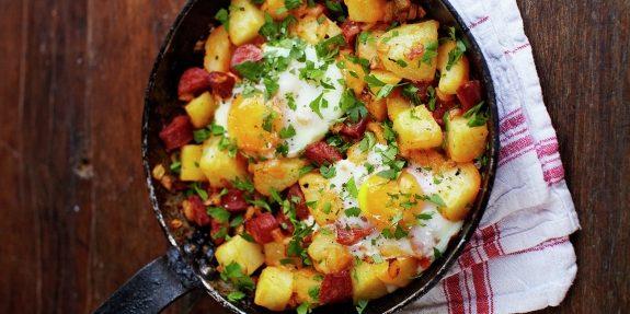 Как приготовить картошку: 10 вкусных блюд от Джейми Оливера, изображение №2