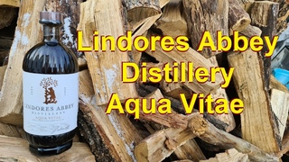 Lindores Abbey Distillery, Aqua Vitae, обзор и дегустация.