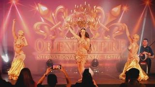 Yulianna Voronina Belly Dancer - Shamadan